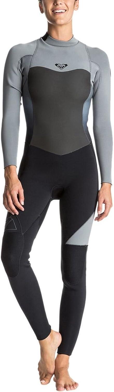 Roxy Womens 3 2Mm Syncro Series Back Zip GBS Wetsuit Erjw103024