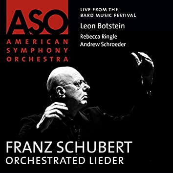 Schubert: Orchestrated Lieder