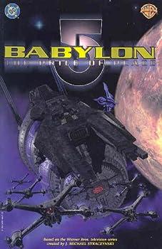Babylon 5  The Price of Peace  DC Comics Graphic Novel