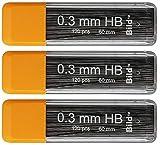 Bild Premium Mechanical Pencil Lead Refills (HB, 0.3 mm)