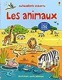 Les animaux - Avec plus de 150 autocollants