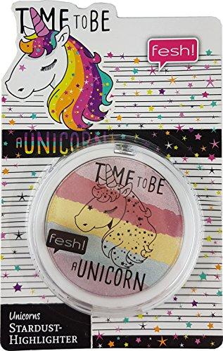 Time to Be a - Unicorn - Einhorn - Highlighter - Puder - Regenbogen - 8g