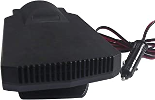 Zagot Universal Car Heater Electric Heater Defrost Defog Heating Machine for RV, Motorcycle Trailer, Boat Trucks,12V 200W
