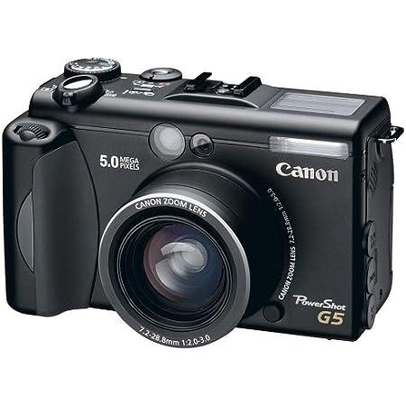 Canon Powershot G5 Digitalkamera Kamera