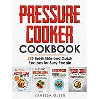 Deals on Pressure Cooker Cookbook: 525 Recipes Kindle Edition