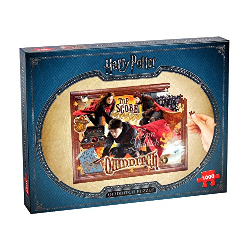 Harry Potter Quidditch Puzzle 1000 pièces