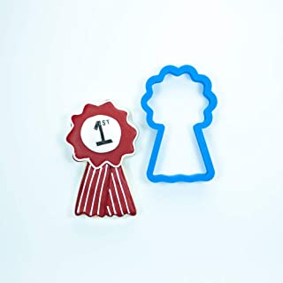 Frosted Cookie Cutters Winner's Ribbon Cookie Cutter (Large - 4 in)