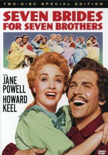 Seven Brides for Seven Brothers Two Disc Special Edition product image