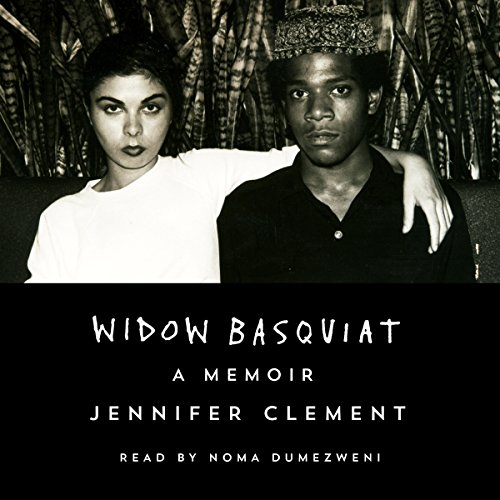 Widow Basquiat audiobook cover art
