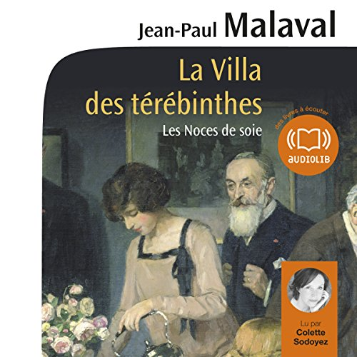 La Villa des térébinthes cover art
