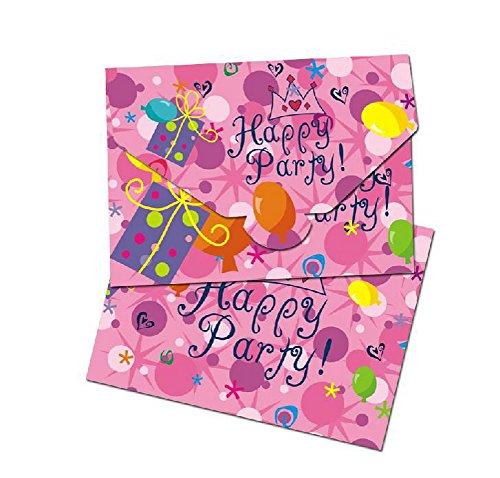 Enfants Invitation Anniversaire Cartes 30 Pcs
