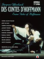 Offenbach - Des contes d'Hoffmann (Some Tales of Hoffmann) / Nagano, Galvez-Vallejo, Dessay, Lyon Opera [DVD] [Import]
