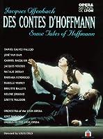 Offenbach - Des contes d'Hoffmann (Some Tales of Hoffmann) / Nagano, Galvez-Vallejo, Dessay, Lyon Opera [DVD] [Import]