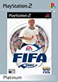 fifa 2001 platinum playstation2 - very good condition