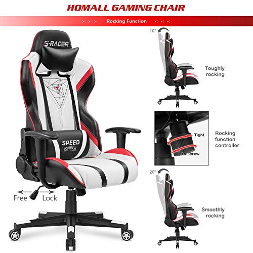 Homall Ergonomic Chair