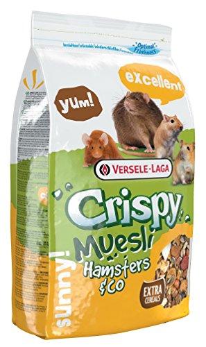 Versele Laga Crispy Muesli Hamster & Co