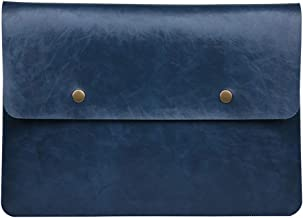Soyan 13-Inch Retro Laptop Sleeve for MacBook Pro and MacBook Air 13.3 Inches (Blue)