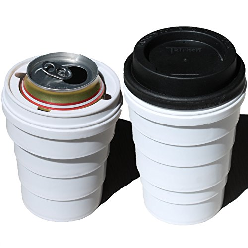 Stealth Collapsible Coffe Cup Can Cooler