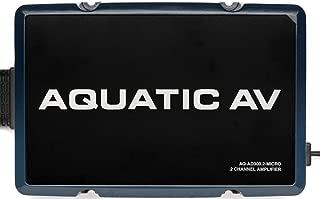 Aquatic AV Micro 2 Channel Waterproof Amplifier-AQ-AD300