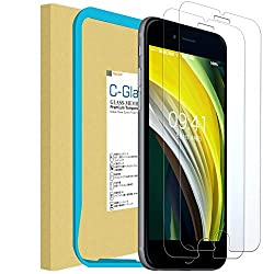 3dada5aaa5 NEWLOGIC 【 iPhoneSE / iPhone5 / iPhone5s / iPhone5c】 C-Glass 0.2 mm 保護ガラス  (硬度 9H) 液晶保護 フィルム