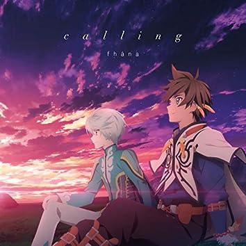 calling (Anime Version)