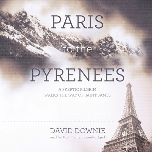 Paris to the Pyrenees audiobook cover art