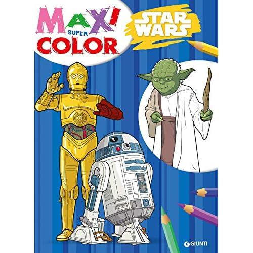 Star Wars. Maxi supercolor. Ediz. illustrata