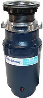 whirlaway 1 2 hp garbage disposal