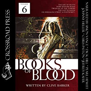 The Books of Blood: Volume 6 cover art
