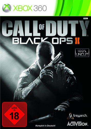 Call of Duty: Black Ops II (100% uncut) - Xbox 360 - [Edizione: Germania]