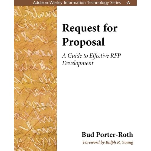 Request for Proposal: Amazon com