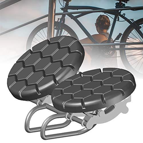 ZPCSAWA Sillín Bicicleta Mujer, Muy Comodo Sillín Noseless Bicicleta Asiento Absorción de Choque Ergonómico para MTB Bici Cuerpo Inferior Aliviar el Dolor