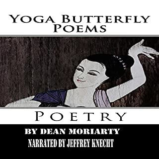Yoga Butterfly Poems: Poetry audiobook cover art