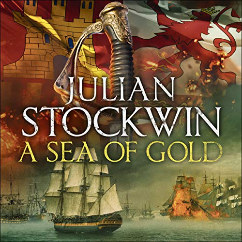 A Sea of Gold cover art