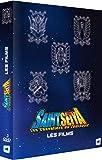 Saint Seiya (Les Chevaliers du Zodiaque) -Les 5 Films-Coffret DVD [Non censuré]