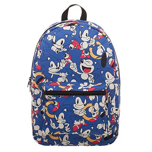 Sonic The Hedgehog Backpack