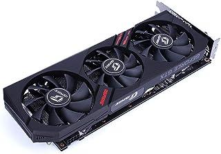 ZHI BEI JJRZD - Colorido GeForce GTX 1660Ti Ultra Tarjeta gráfica Nvidia GPU GTX GDDR6 6G 1660 Ti Tarjeta de vídeo 192 bit PCI-E 3.0 for Juegos de PC Carta gráfica