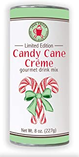 Candy Cane Creme Drink Mix (Peppermint), 8 oz