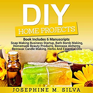 DIY Home Projects: 6 Manuscripts cover art