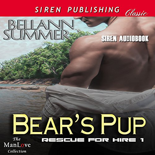 Bear's Pup audiobook cover art