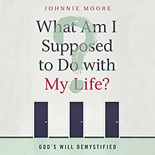 What Am I Supposed to Do with My Life? audiobook cover art