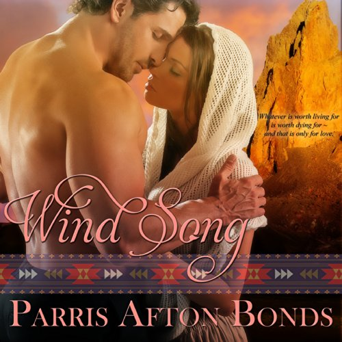 Wind Song audiobook cover art