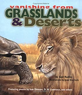 Grasslands and Deserts (Vanishing from)