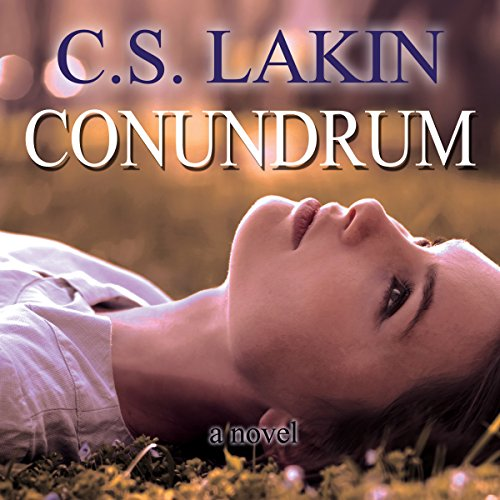 Conundrum audiobook cover art