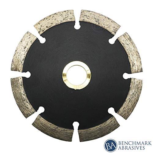 Benchmark Abrasives Crack Chaser Diamond Blade - 1 Piece (4-1/2')