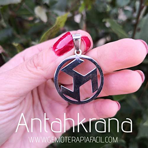 ANTAKARANA ANTAHKARANA Colgante, símbolo budista mente, inteligencia y corazón.