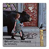 Poster, Motiv: Red Hot Chili Peppers (The Getaway),