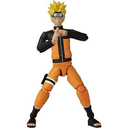 Bandai. Anime Heroes. Naruto Shippuden. Action figure Anime heroes 17 cm. Naruto Uzumaki. 36901