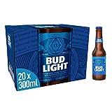 Bud Light Lager Beer 20 x