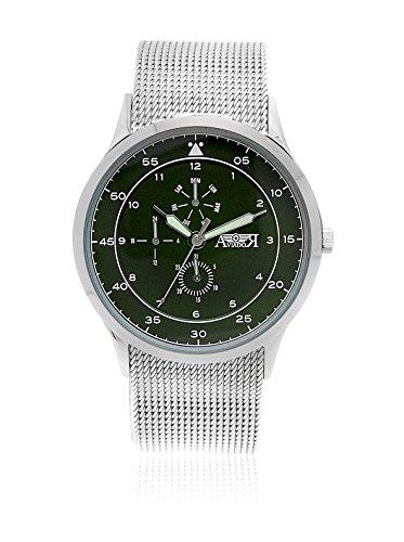 AVIADOR Reloj con Movimiento japonés Av-1098 44 millimeters